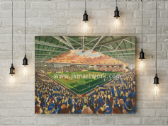 halliwell jones   canvas a3 size